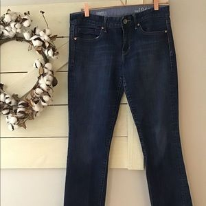 Gap Jeans 29/8r real straight